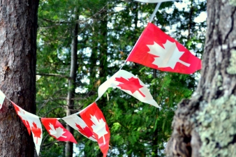 Canada Day weekend