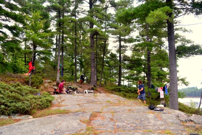 Campsite # 2