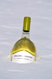 Chilled wine