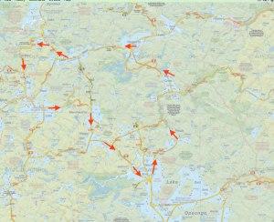 Algonquin Route