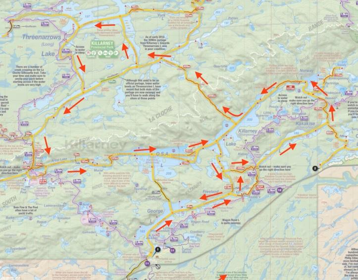 Killarney Route # 2