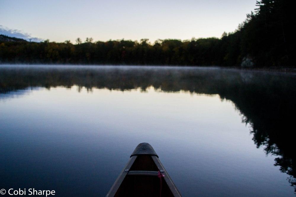 O.S.A. Lake at dawn