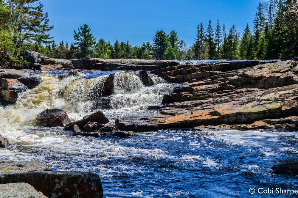 Seguin Falls