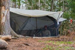 Eureka 16' VSC Shelter System
