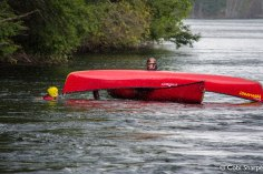 Canoe over canoe retrieval