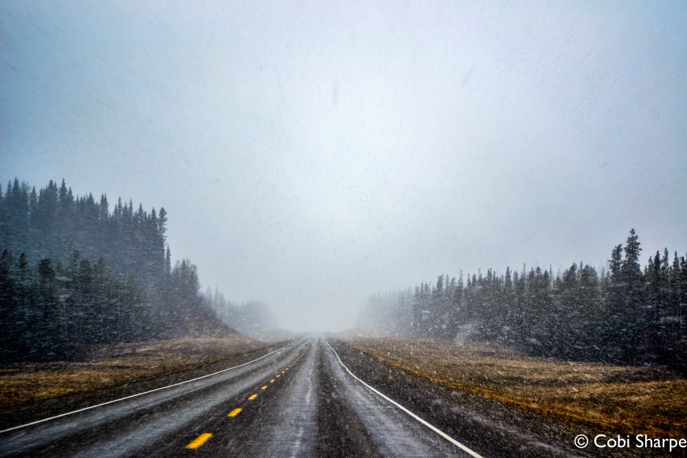 Alaska Highway,B.C.