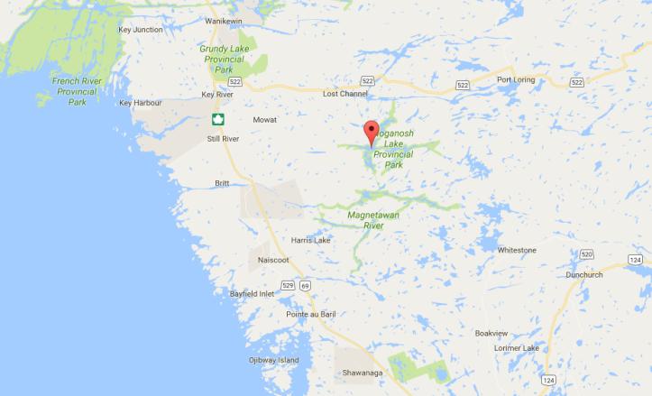 Noganosh Provincial Park