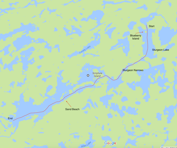 The Sharpe's Take on the Quetico (Hunter Island Loop) – Part Two on